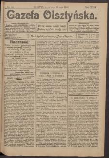 Gazeta Olsztyńska, 1908, nr 58