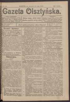 Gazeta Olsztyńska, 1908, nr 63