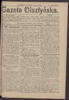 Gazeta Olsztyńska, 1908, nr 73
