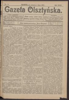 Gazeta Olsztyńska, 1908, nr 79