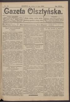 Gazeta Olsztyńska, 1908, nr 83