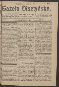 Gazeta Olsztyńska, 1908, nr 84