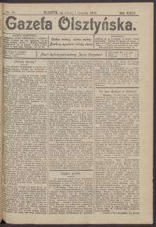 Gazeta Olsztyńska, 1908, nr 89