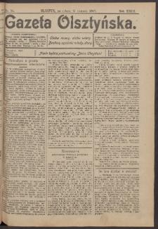 Gazeta Olsztyńska, 1908, nr 95