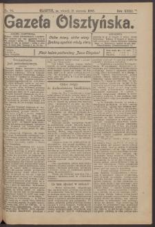 Gazeta Olsztyńska, 1908, nr 96