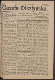 Gazeta Olsztyńska, 1908, nr 105