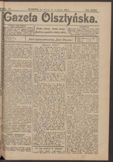 Gazeta Olsztyńska, 1908, nr 111