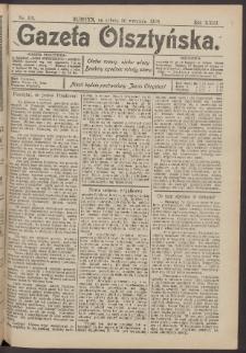 Gazeta Olsztyńska, 1908, nr 113