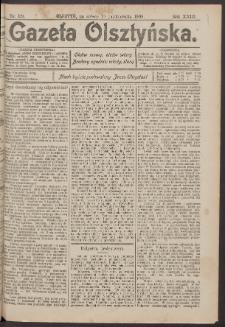 Gazeta Olsztyńska, 1908, nr 119