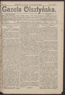 Gazeta Olsztyńska, 1908, nr 121
