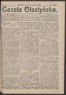 Gazeta Olsztyńska, 1908, nr 129