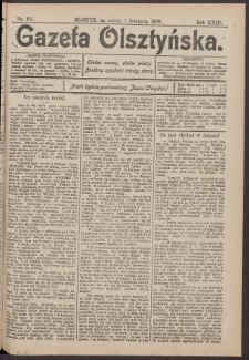 Gazeta Olsztyńska, 1908, nr 131