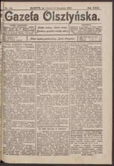 Gazeta Olsztyńska, 1908, nr 132