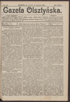 Gazeta Olsztyńska, 1908, nr 133