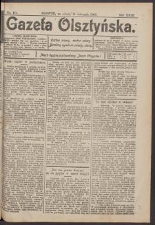 Gazeta Olsztyńska, 1908, nr 134
