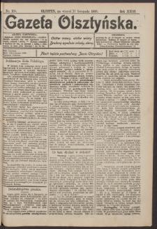 Gazeta Olsztyńska, 1908, nr 135