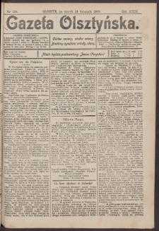 Gazeta Olsztyńska, 1908, nr 138