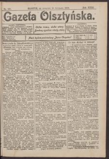 Gazeta Olsztyńska, 1908, nr 139
