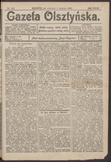 Gazeta Olsztyńska, 1908, nr 142