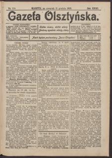 Gazeta Olsztyńska, 1908, nr 153