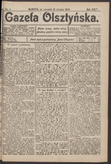 Gazeta Olsztyńska, 1909, nr 9