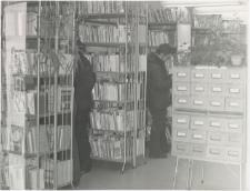 [Wypożyczalnia dla dorosłych Powiatowej i Miejskiej Biblioteki Publicznej w Giżycku. 3]