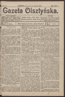 Gazeta Olsztyńska, 1909, nr 12