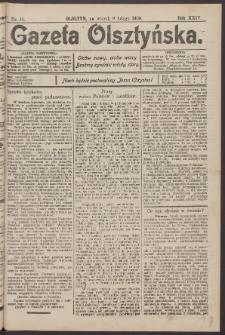 Gazeta Olsztyńska, 1909, nr 18