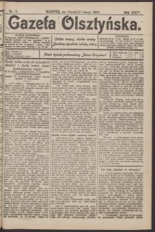 Gazeta Olsztyńska, 1909, nr 21