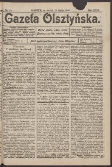 Gazeta Olsztyńska, 1909, nr 24