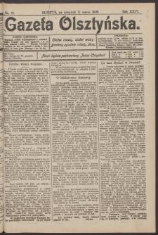Gazeta Olsztyńska, 1909, nr 31