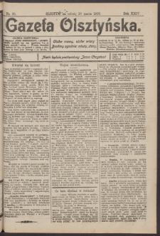Gazeta Olsztyńska, 1909, nr 35