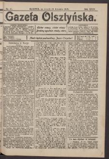 Gazeta Olsztyńska, 1909, nr 47