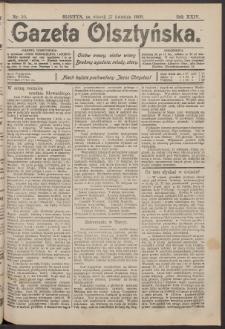 Gazeta Olsztyńska, 1909, nr 50