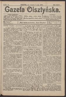Gazeta Olsztyńska, 1909, nr 54