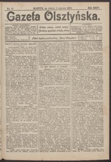 Gazeta Olsztyńska, 1909, nr 66
