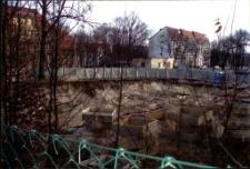 Budowa bloku na ulicy Szkolnej w Mrągowie. [1]