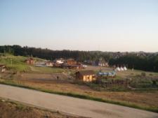 Miasteczko Westernowe Mrongoville w Mrągowie. 1