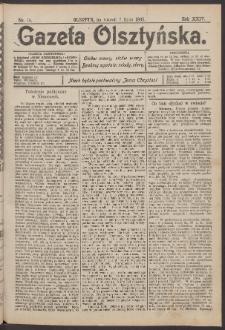 Gazeta Olsztyńska, 1909, nr 78