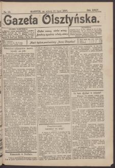 Gazeta Olsztyńska, 1909, nr 86