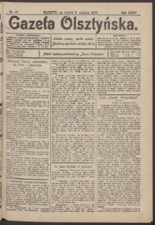 Gazeta Olsztyńska, 1909, nr 96