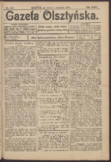 Gazeta Olsztyńska, 1909, nr 105