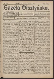 Gazeta Olsztyńska, 1909, nr 108