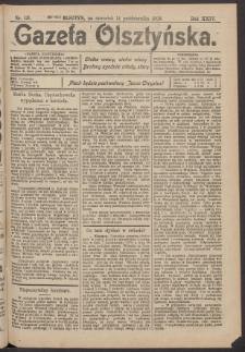 Gazeta Olsztyńska, 1909, nr 121
