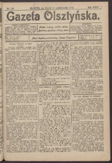Gazeta Olsztyńska, 1909, nr 123