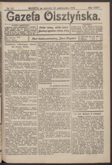 Gazeta Olsztyńska, 1909, nr 127