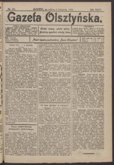 Gazeta Olsztyńska, 1909, nr 131