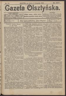Gazeta Olsztyńska, 1909, nr 135