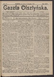 Gazeta Olsztyńska, 1909, nr 140