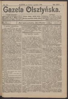 Gazeta Olsztyńska, 1909, nr 143
